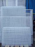 Торговая сетка решётка 200/100см ячейка 5/5см, фото 2
