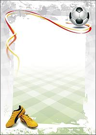 Дипломная бумага Galeria Papieru Football, 170 г/м² (25 шт.)