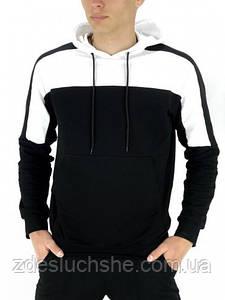 Чоловіче худі чорний-білий Spirited SKL59-259604