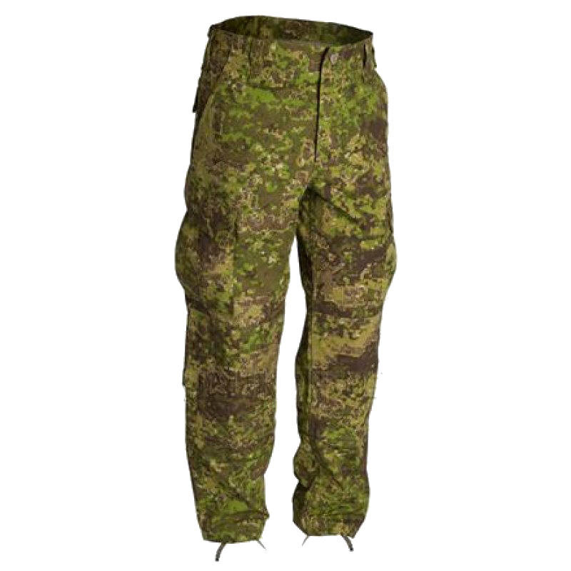 Тактические штаны Helikon CPU — GreenZone NyCo RipStop