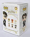 """Колекційна фігурка FUNKO POP! cерії """"Гаррі Поттер"""" - Гаррі (святочний бал), фото 4"""