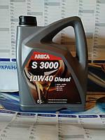 Моторное масло ARECA S3000 DIESEL 10W-40 (5л)