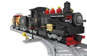 Конструктор Ausini Поезд: Паровоз с грузом, 586 деталей арт. 25812, фото 2