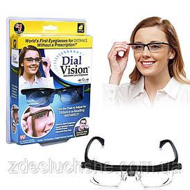 Окуляри з регулюванням лінз Dial Vizion SKL11-236842