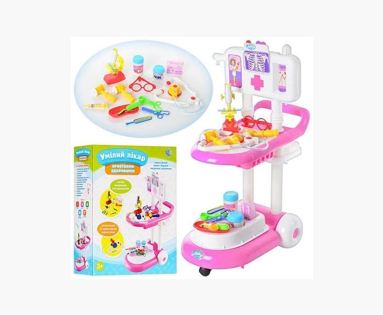 Детский игровой набор Limo Toy Доктор (М-6903115482010)