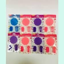 Набор для стемпинга пластиковый Nail Art Beatuy N9
