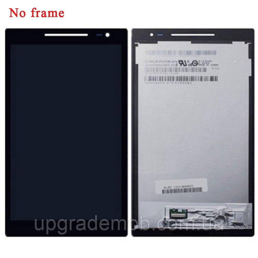 Дисплей Asus ZenPad 8.0 Z380KL Wi-Fi/LTE тачскрин сенсор, черный, с зеленым шлейфом