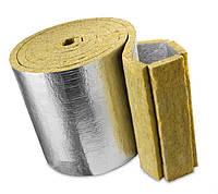 Рулонный утеплитель Knauf Insulation LMF AluR 5 м.кв. (50*5000*1000мм) фольгированный