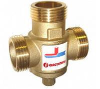 """Антиконденсатный термостатический клапан Giacomini 1"""" (70 °C) Kv 3,2 - DN25"""
