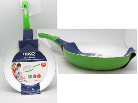 Сковорода FRICO FRU-113 24 см, фото 2