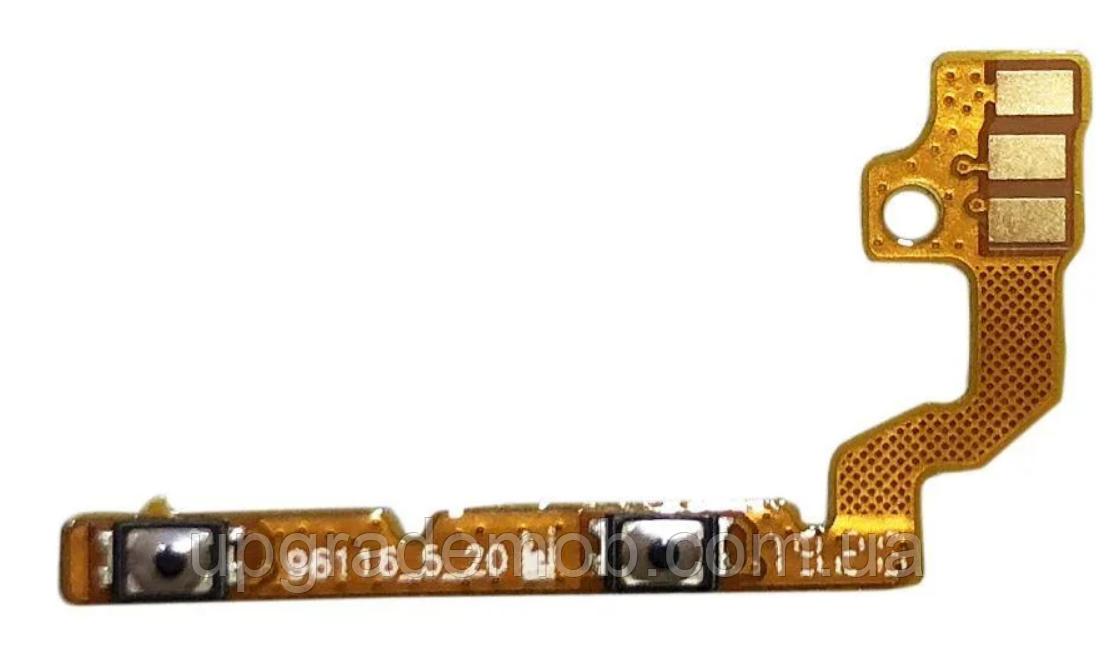 Шлейф Samsung A107F Galaxy A10s 2019, с кнопками регулировки громкости