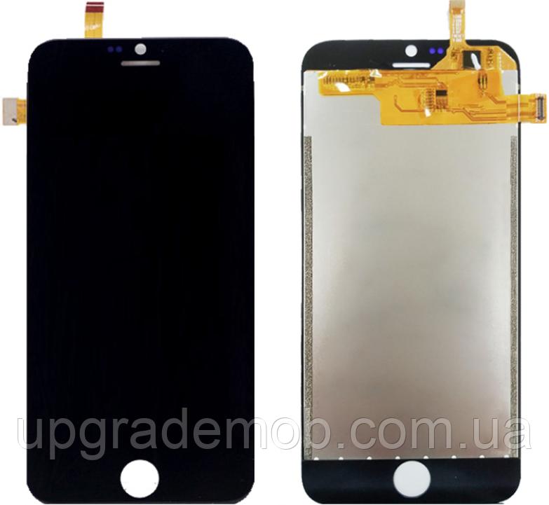 Дисплей Blackview A6 Ultra тачскрин сенсор модуль, черный