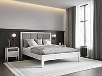 Двуспальная кровать Верона из дерева Ольхи