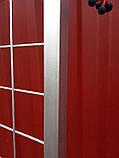 Торговая сетка решетка ячейка 5 см серый металлик под заказ от производителя, фото 5