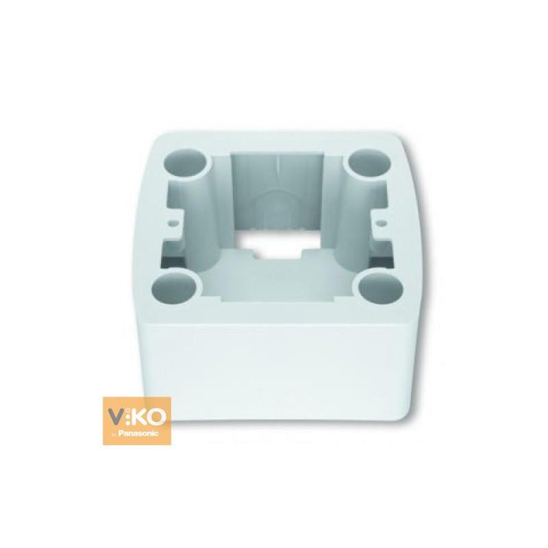 Коробка для наружного монтажа VIKO Carmen - Белый