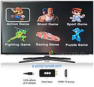 Игровая приставка Dendy HDMI  | 818 встроенных игр 8 бит, фото 2