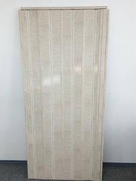 Двери-гармошка раздвижные глухие элит серия 880х2030х10мм