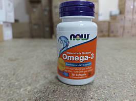 Витамины NOW FOODS OMEGA-3