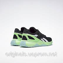 Мужские кроссовки для спорта Reebok Nanoflex TR FX7940 2021, фото 3