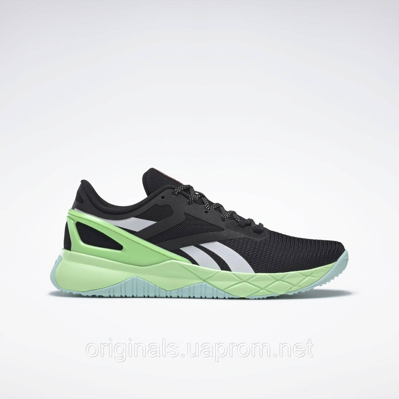 Мужские кроссовки для спорта Reebok Nanoflex TR FX7940 2021