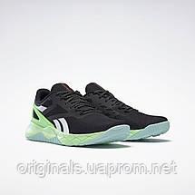 Мужские кроссовки для спорта Reebok Nanoflex TR FX7940 2021, фото 2