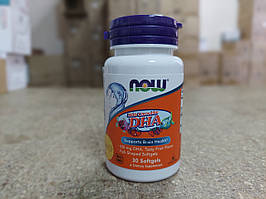 Витамины NOW FOODS DHA KiDS