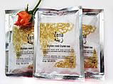 Альгинатная маска c розовыми лепестками, аминокислотами и гиалуроновой кислотой Crystal rose, Zena, 30 г, фото 2