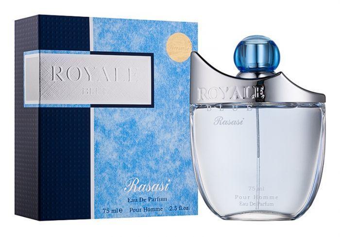 Чоловіча парфумована вода Rasasi Royale Blue Men EDP 75 ml