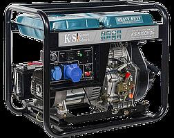 Генератор дизельний Konner&Sohnen Heavy Duty KS 8100HDE (Euro V) (6.5 кВт)