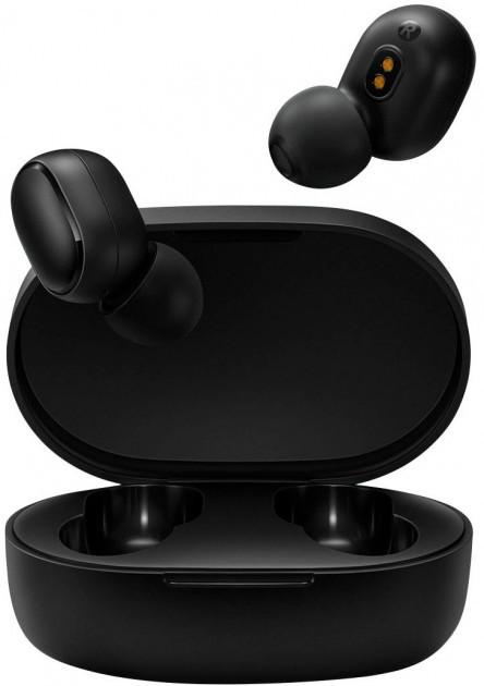 Бездротові навушники Bluetooth Xiaomi Redmi AirDots Black ORIGINAL (TWSEJ04LS)