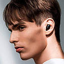 Бездротові навушники Bluetooth Xiaomi Redmi AirDots Black ORIGINAL (TWSEJ04LS), фото 4