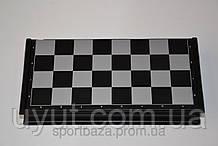 Шахматы, шашки, нарды дорожный набор (пластик, фигуры на магнитах, р-р доски 25см*25см)