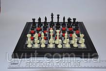 Шахматы, шашки, нарды набор настольных игр (доска-пластик,фигурки-пластик)магнитные