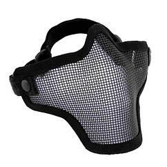 Маска сітка ACM Steel Mask Black