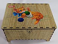 Шкатулка органайзер для рукоделия, фото 1