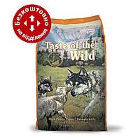 Taste of the Wild High Prairie Puppy Formula для цуценят 12,2кг