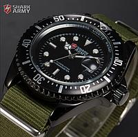Часы в стиле милитари Shark Army SA5010