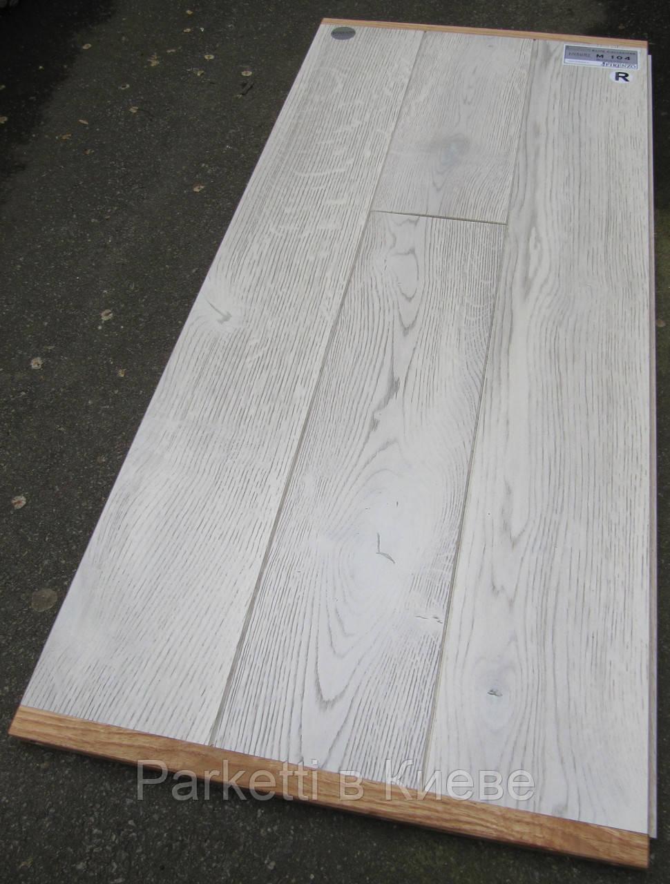 Firenzo M 104 European oak plank-oil массивная доска Рустик, 120, 14