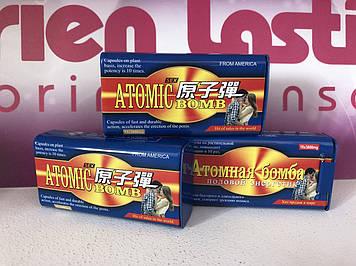 Атомная бомба таблетки для потенции Atomic bomb (10 шт)
