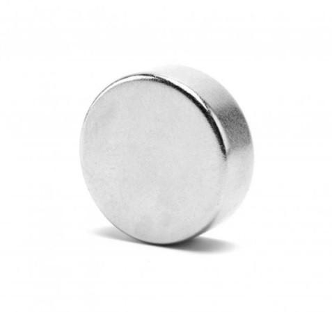 Польський неодимовий магніт 20мм*5мм, 6кг, N42