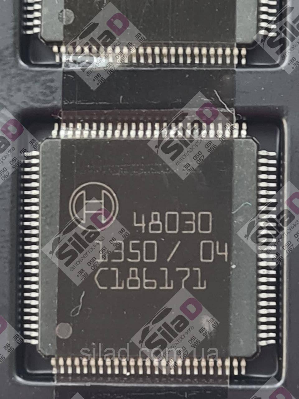 Микросхема Bosch 48030 корпус QFP100