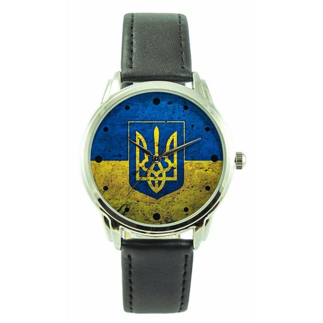 Часы наручные с украинской символикой