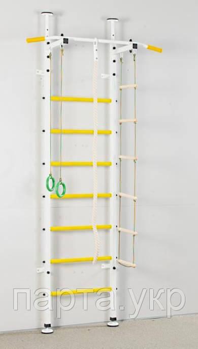 Спортивный уголок для детей с веревочным комплектом, 2 цвета