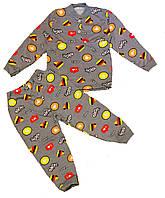 Пижама детская для мальчика, 116см