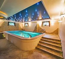Построить Комнату для Отдыха - Соляная Пещера в Загородном Доме, построить в Харькове и Киеве