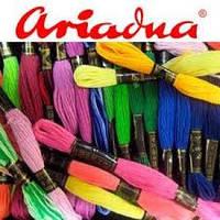 Нитки для вишивання ARIADNA