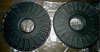 Проставки / тарелка / прокладка задних пружин резиновая Renault Original