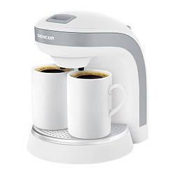 Крапельна кавоварка Sencor SCE 2001WH