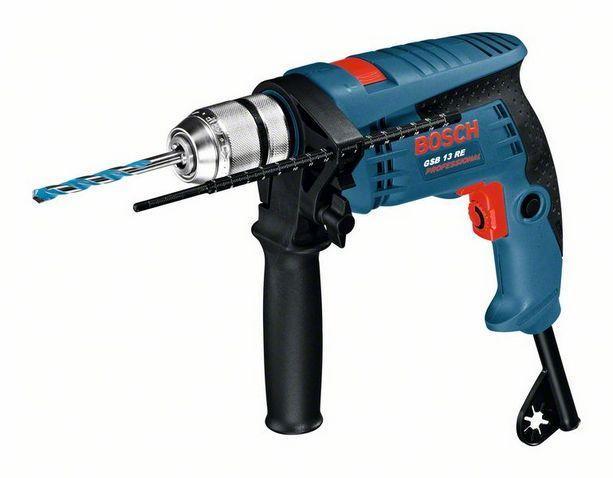 Дрель ударная Bosch GSB 13 RE Professional (0601217100)