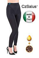 Антицеллюлитные лосины для похудения с микрокапсулами кофеина и вит. Е СzSalus (Италия)